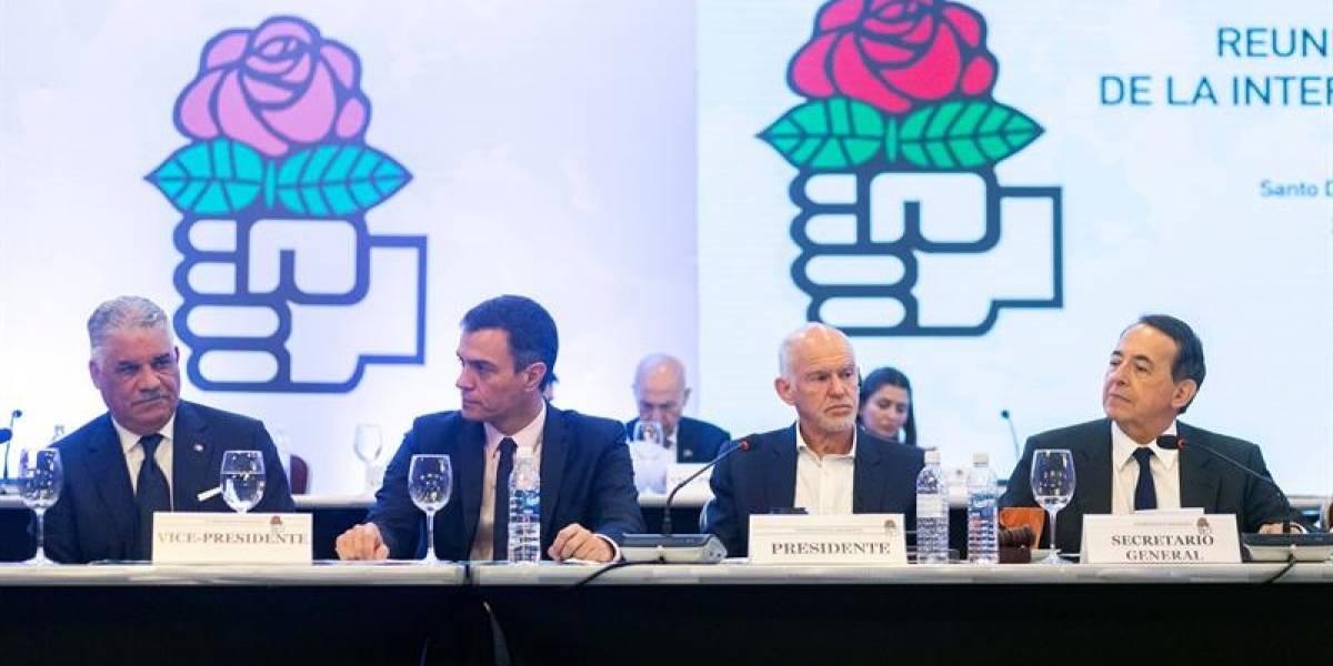 Internacional Socialista reconoce la legitimidad del Parlamento de Venezuela
