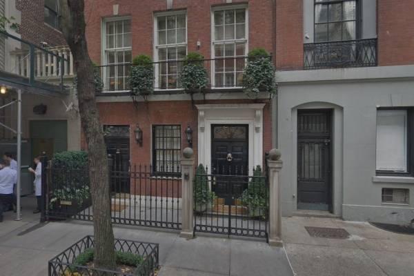 Casa do banqueiro Warren Stephens, NY, EUA