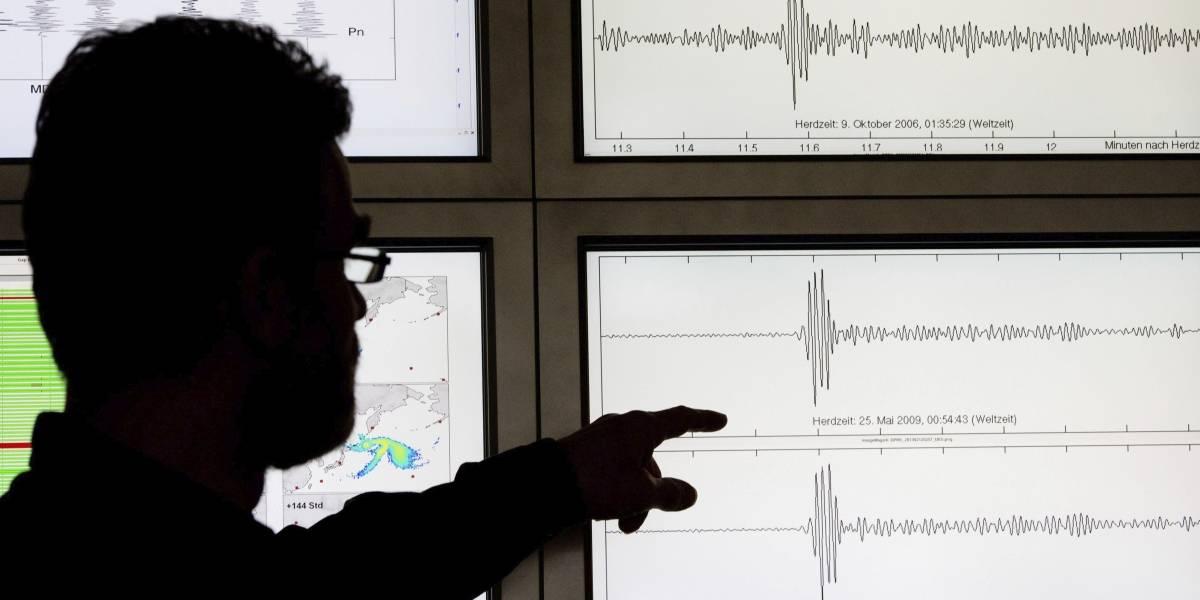 Fuerte temblor hoy 24 de diciembre se sintió en varias regiones de Colombia