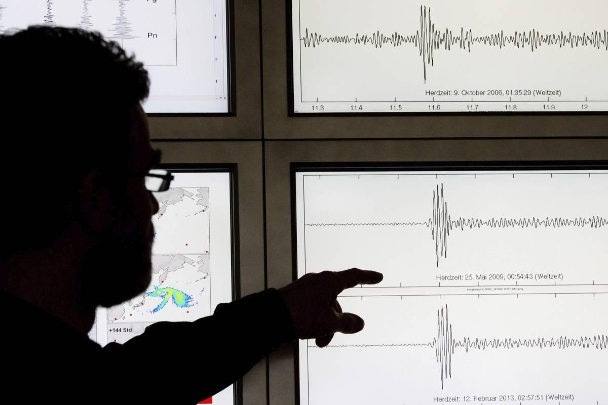 Un fuerte temblor sacudió gran parte del país en la mañana de este ...