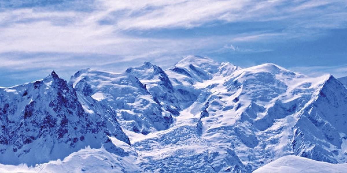 Seis muertos por avalanchas en los Alpes