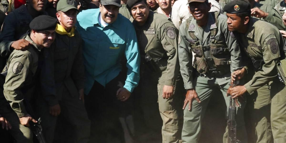 """""""Aquí en las fuerzas armadas nadie se cree eso"""": Alto mando militar Venezuela carga contra la Ley de Amnistía y cierra filas con Maduro"""