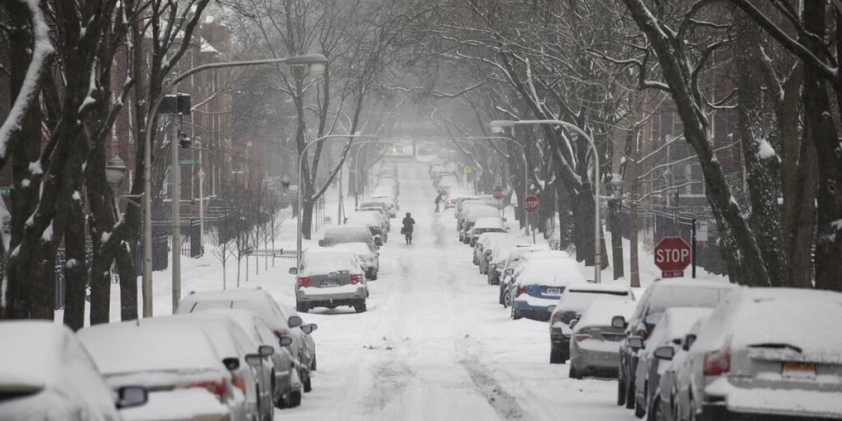 Estados Unidos en alerta por frío extremo de hasta -60 grados