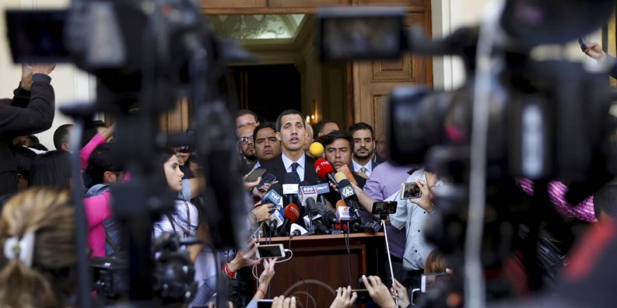 """EEUU se para al frente de Maduro: """"Habrá serias consecuencias si dañan a Guaidó"""""""