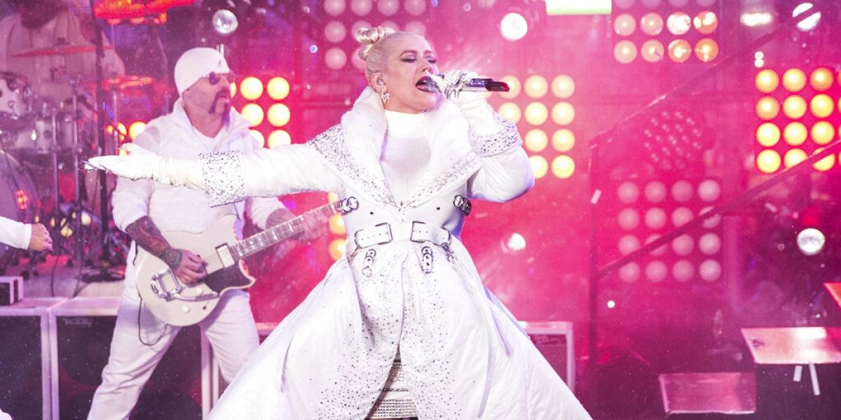 Christina Aguilera tendrá su residencia en Las Vegas