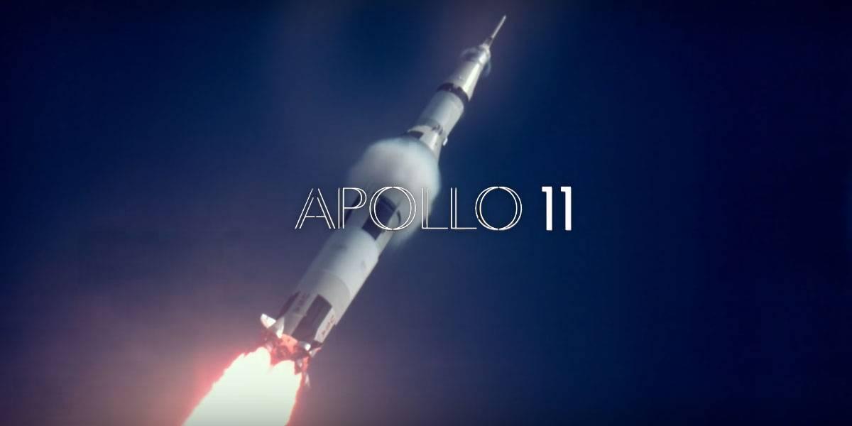 Imágenes grabadas en 70 mm restauradas en alta definición. Apollo 11 tiene secuencias casi inconcebibles.