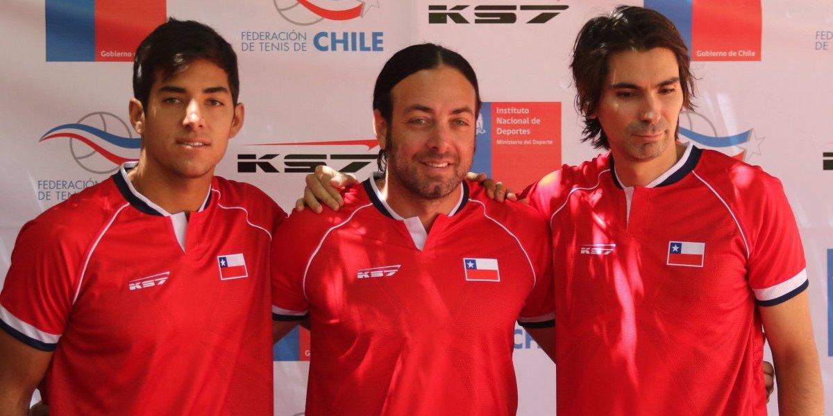 Repechaje Copa Davis 2019: ¿Cuándo, a qué hora y quién transmite el duelo Austria-Chile?