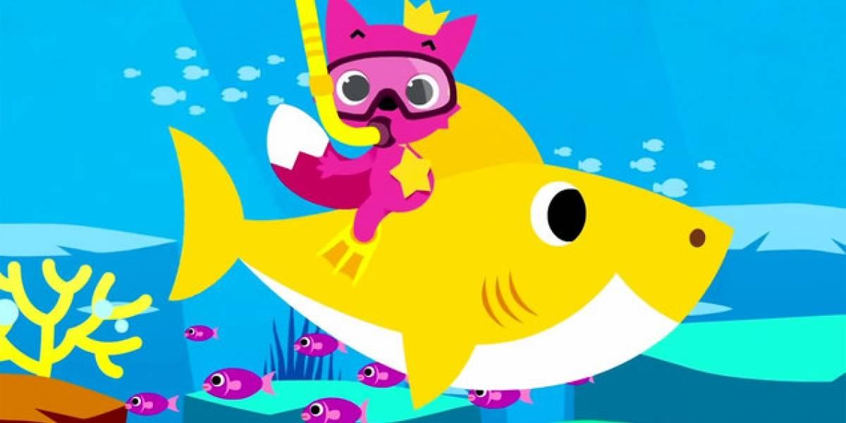 """Baby Shark"" (Doo-doo-doo-doo-doo), la famosa canción infantil tendrá una serie en Netflix"