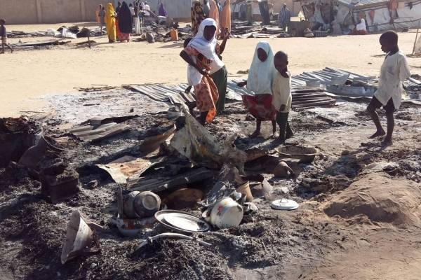 ataque Boko Haram Nigéria