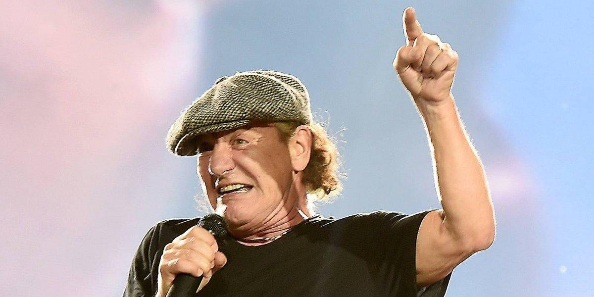 Brian Johnson confirma su regreso a AC/DC