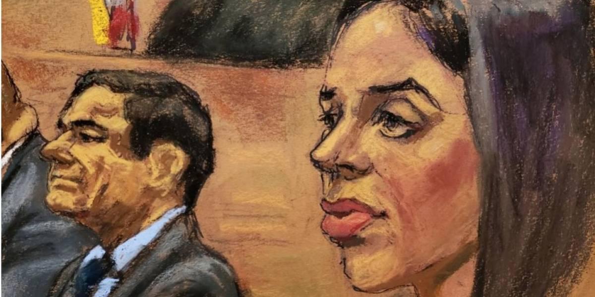 La esposa de 'El Chapo' Guzmán lo ayudó en la famosa fuga de un penal