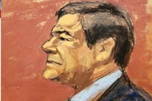 La defensa de 'El Chapo' Guzmán duró solo 30 minutos