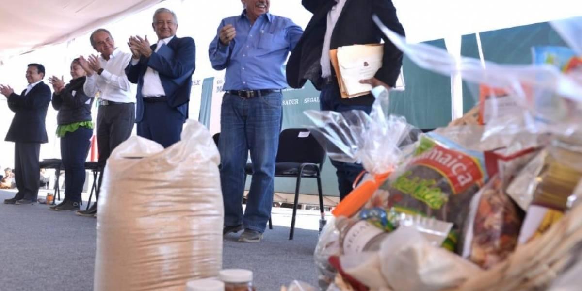 Canasta básica aumenta a 40 productos y será 15% más barata: AMLO