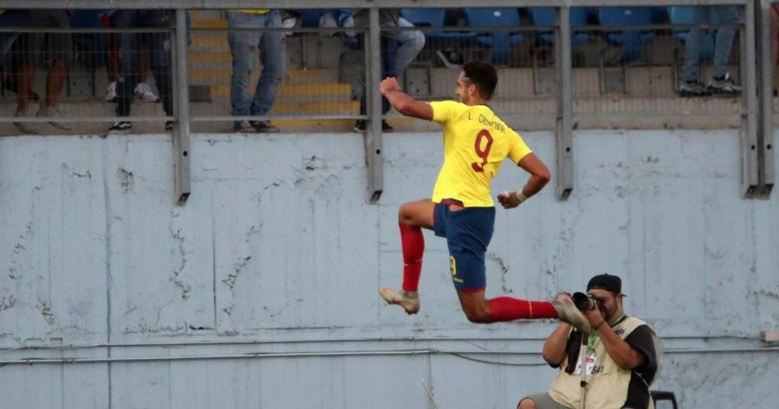 Fernando Campana anotó un tanto