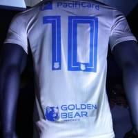 camiseta alterna de Emelec