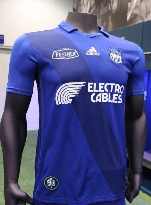 Camiseta titular Emelec