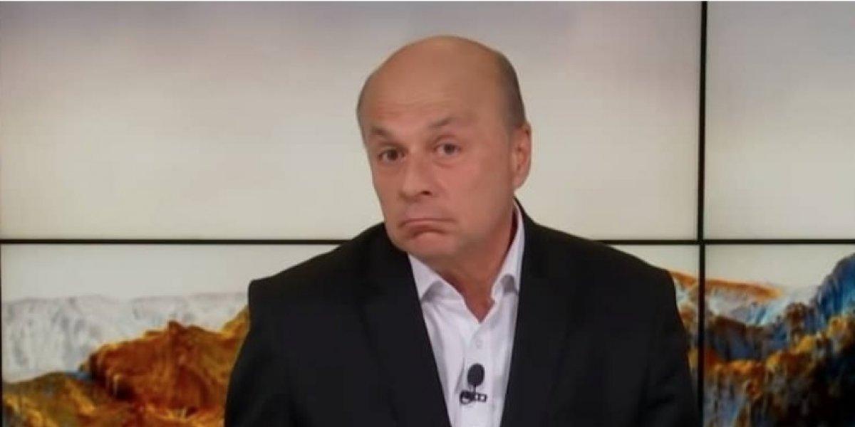 Carlos Antonio Vélez cree que a los promotores del paro solo les faltó pedir equipo de las Farc en la Liga Águila