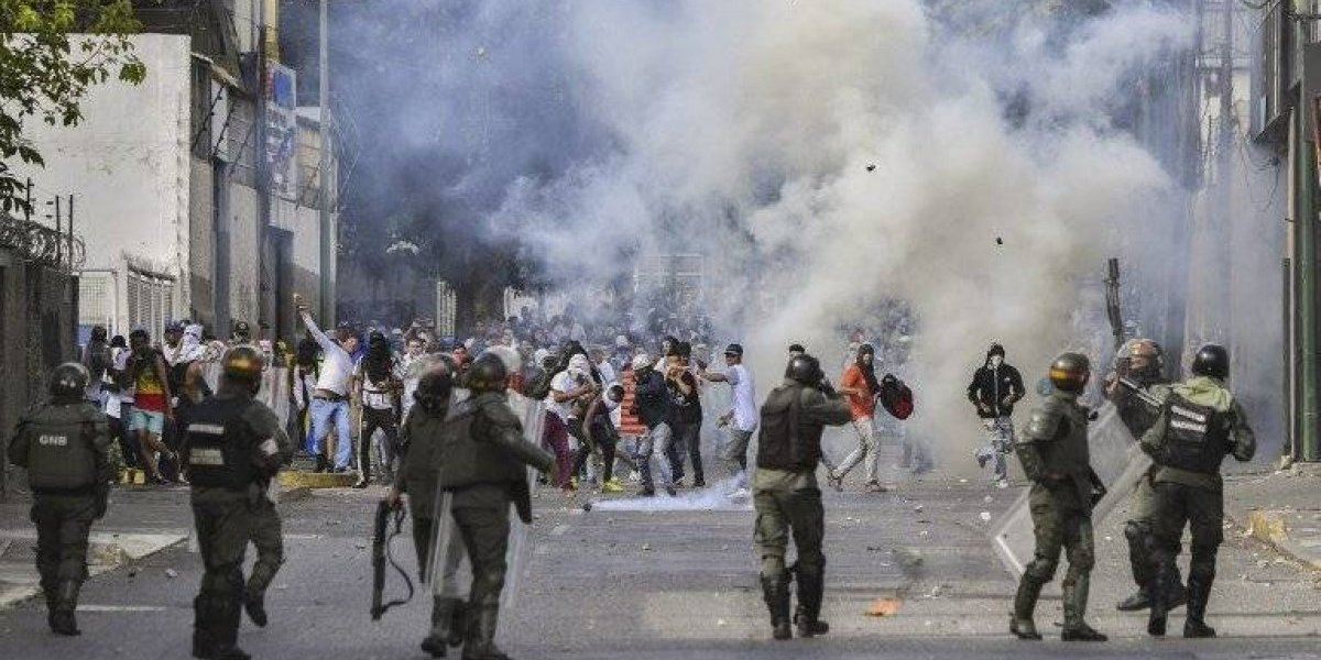 Protestas en Venezuela dejan más de 40 muertos, según la ONU