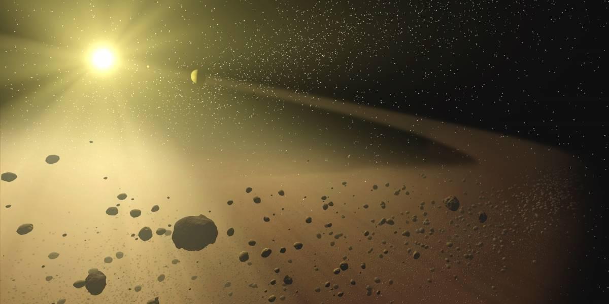 """Japoneses encuentran un """"enlace perdido"""" de la evolución de los planetas"""