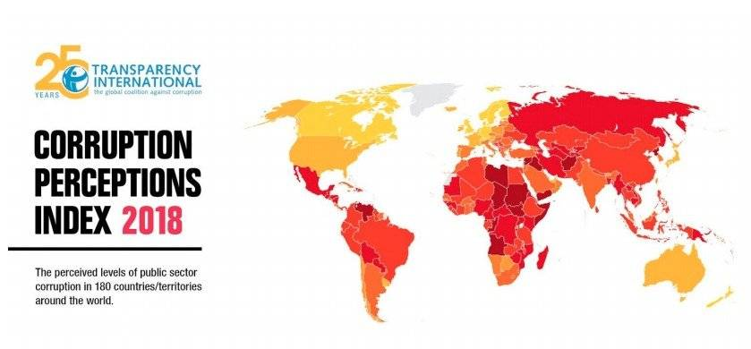Mapa global de resultados Foto: TI