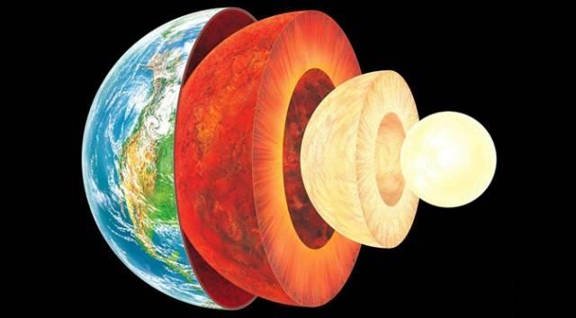 Un estudio afirma que en el núcleo de la tierra existirían dos aleaciones liquidas totalmente diferentes