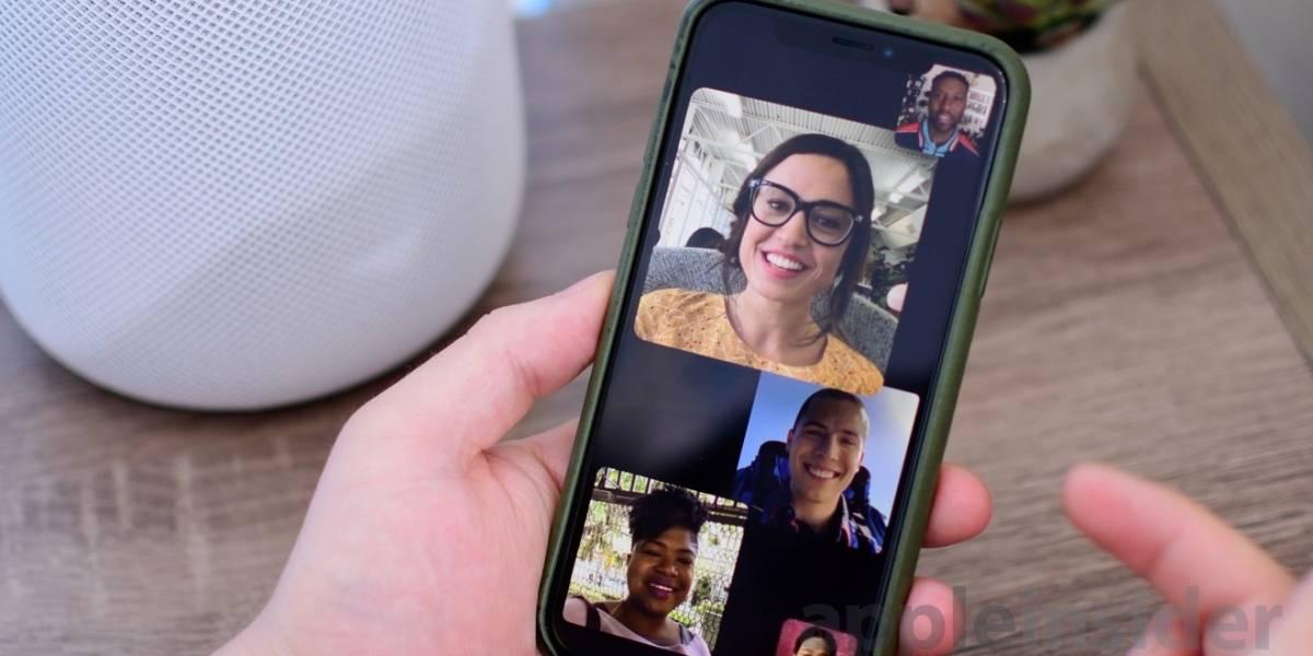 Apple arregla temporalmente el bug de FaceTime desactivando las llamadas en grupo