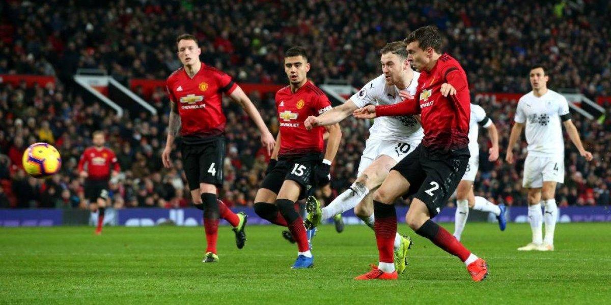Alexis entró para ayudar a que Manchester United salvara el invicto de Ole Gunnar Solskjaer