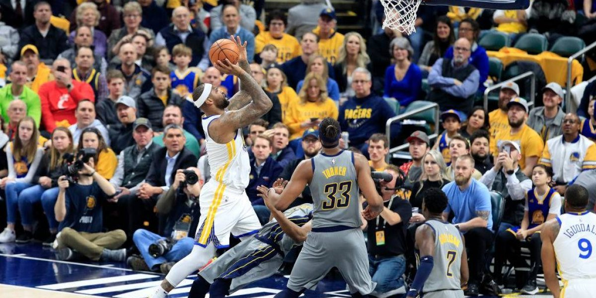 NBA: Golden State Warriors alcanzó la mejor racha de la temporada tras vencer a Indiana Pacers