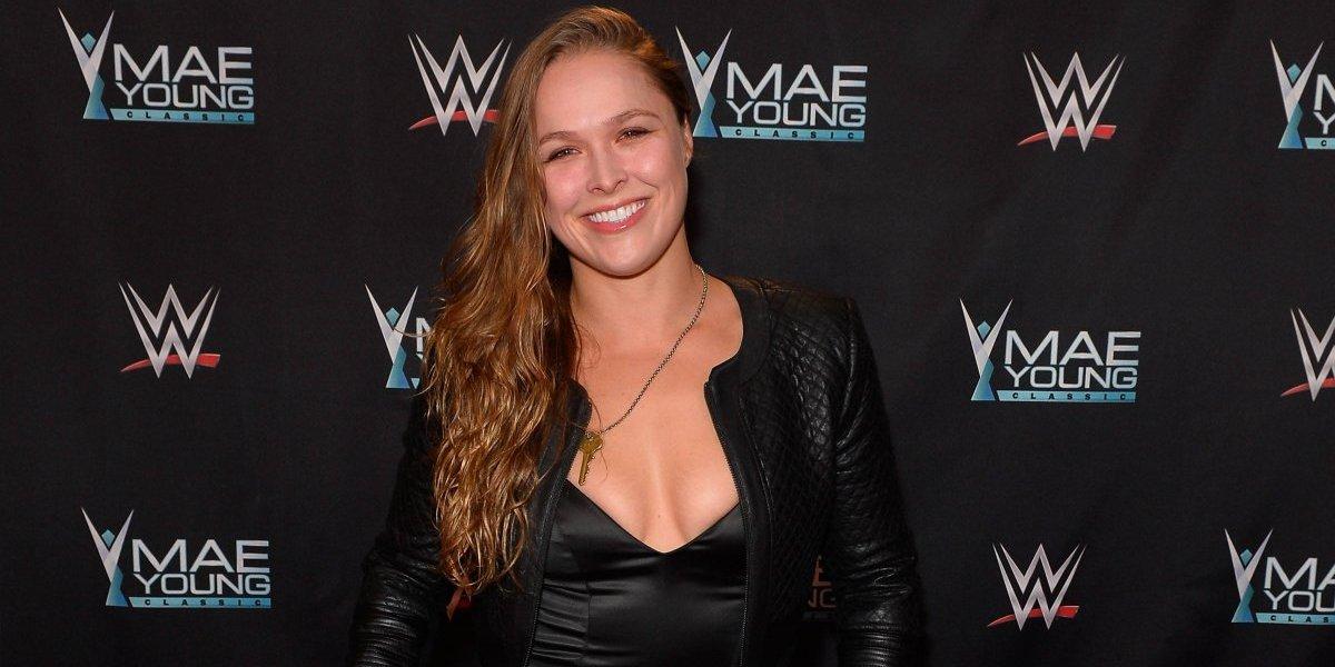 'Es mi vagina y órganos reproductivos': Ronda Rousey