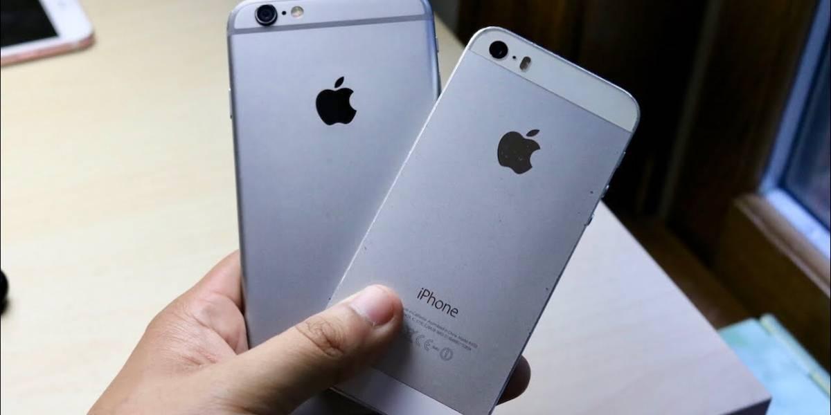 Conoce cuáles son los iPhones afectados por la obsolescencia programada