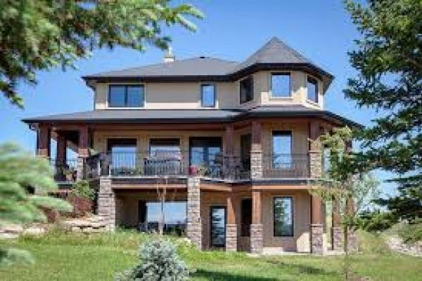 mansion Canadá
