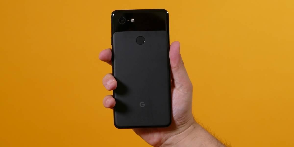 Google promove seu celular trolando câmera do iPhone