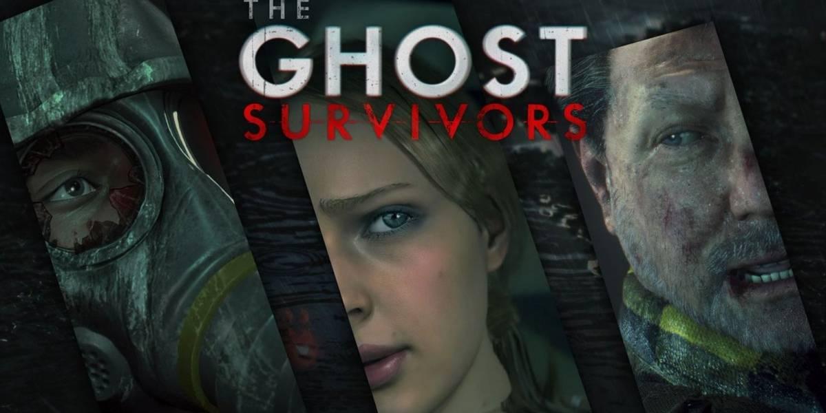 """El modo """"The Ghost Survivors"""" llegará a Resident Evil 2 en febrero"""