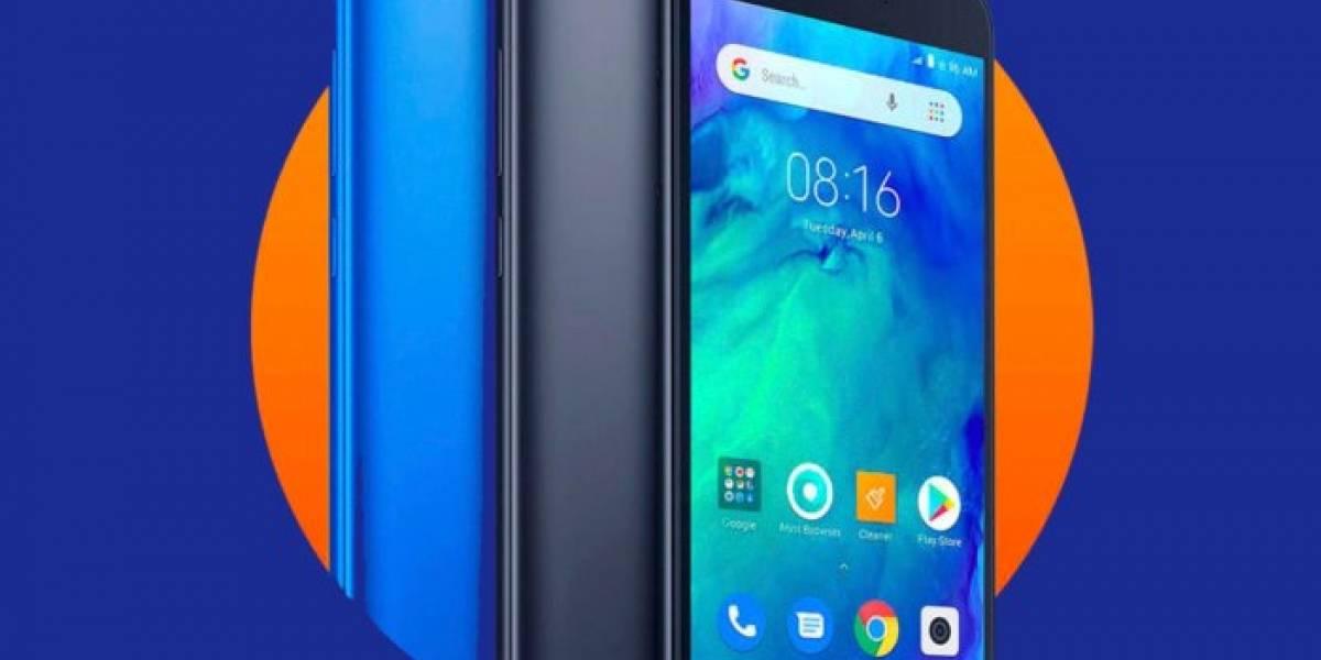 Este es el Redmi Go, un Xiaomi muy económico con Android Go