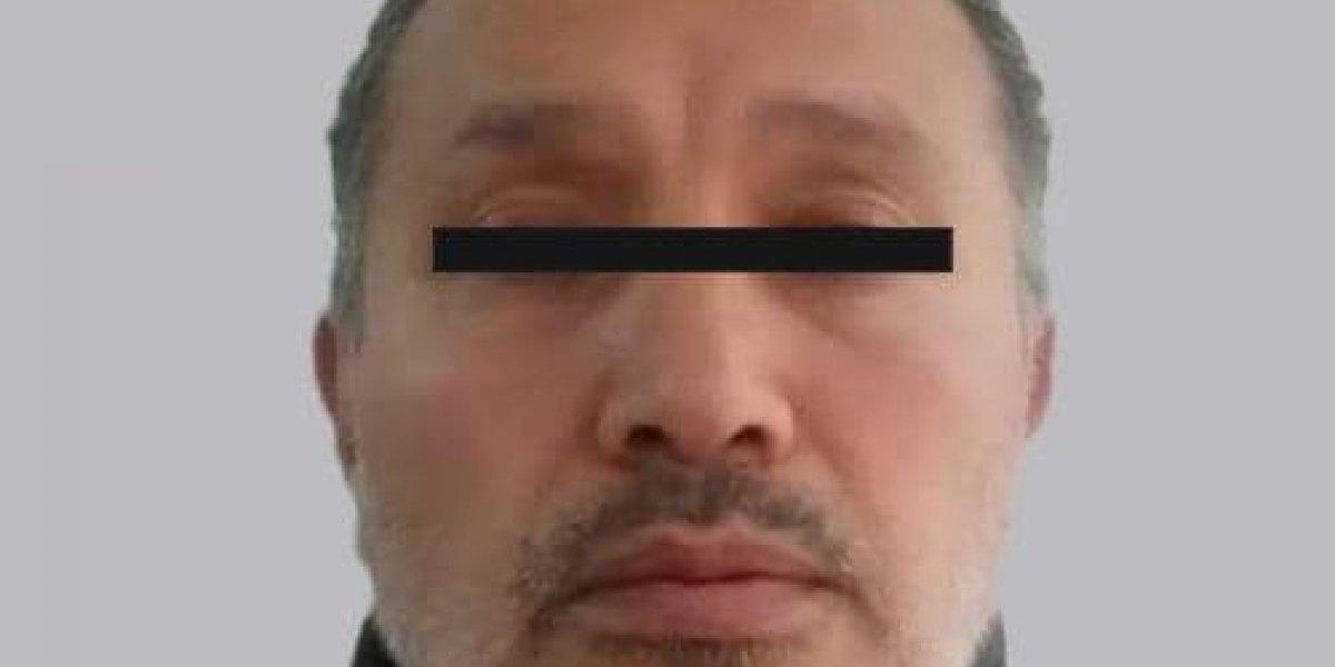 Detienen a Roberto N, presunto feminicida de Giselle