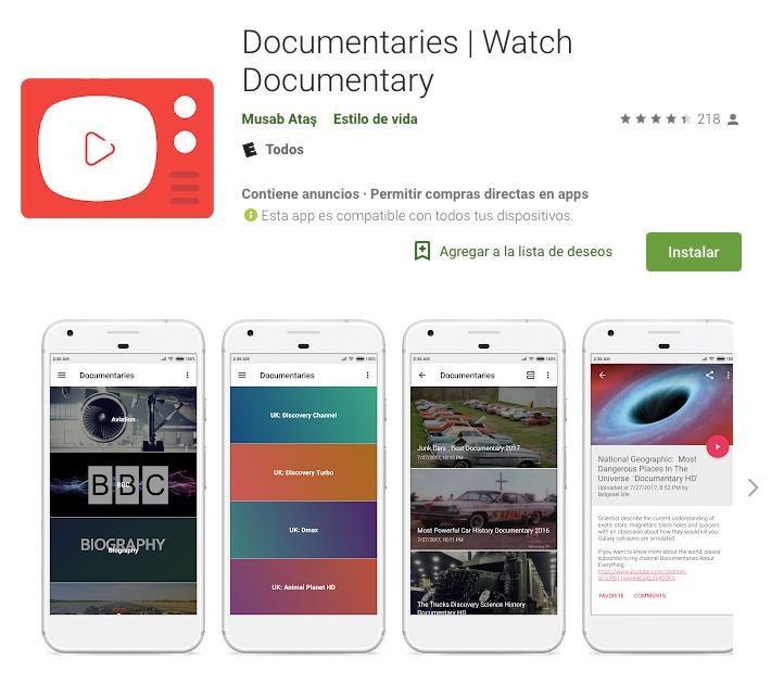 Netflix series apps