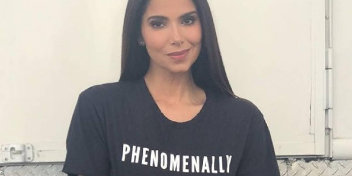 Roselyn Sánchez arremete contra las peleas de gallos en Puerto Rico