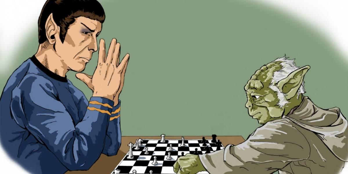 Star Wars y Star Trek ayudan en un estudio sobre la inteligencia: Yoda le gana a Spock