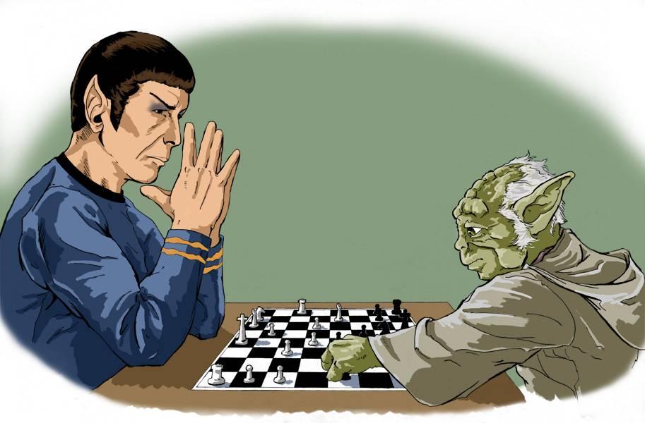 Star Wars inteligencia
