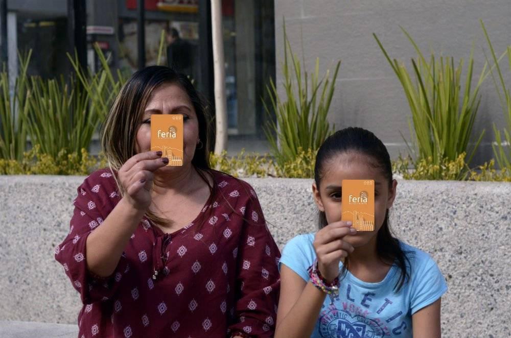 Tarjeta DIF Foto: Cortesía FERIA