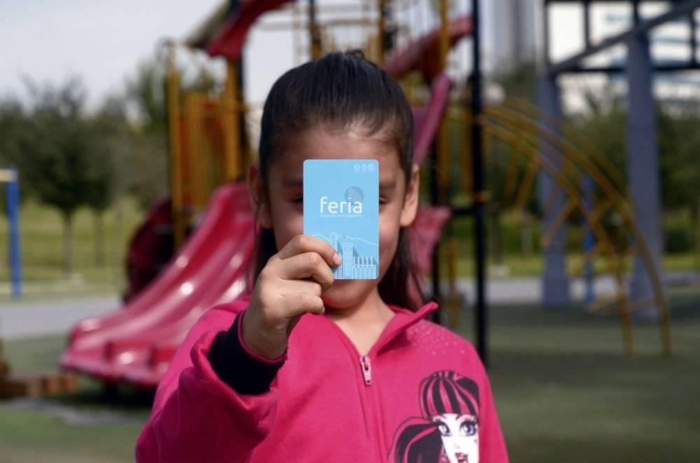 Tarjeta Escolar Foto: Cortesía FERIA