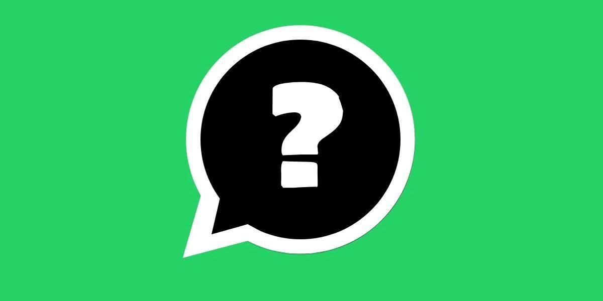 nova atualização do whatsapp
