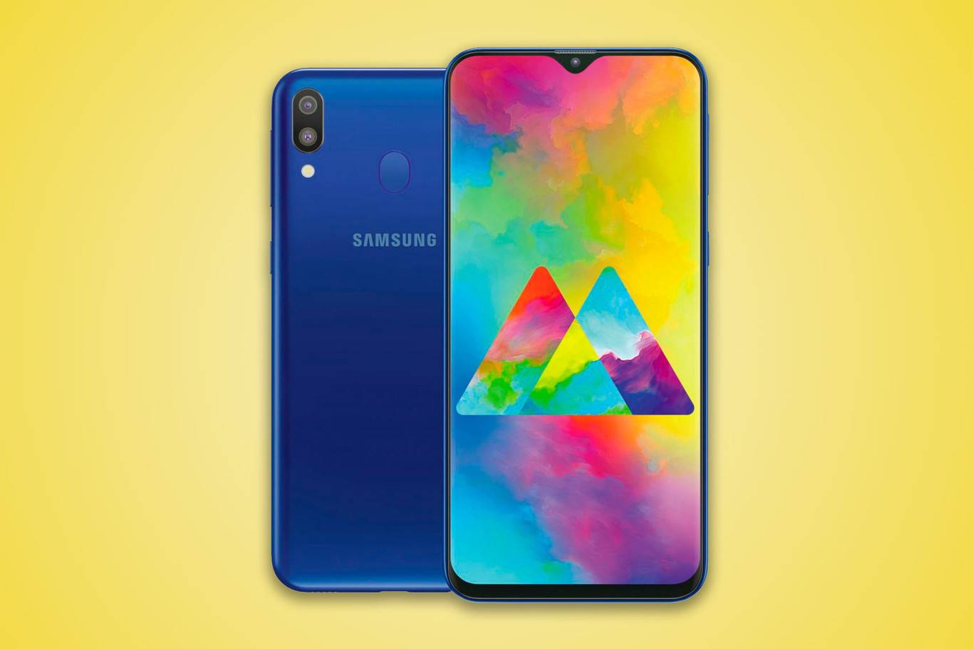 The Galaxy M10 was introduced in India: this is the new range of Samsung's entry