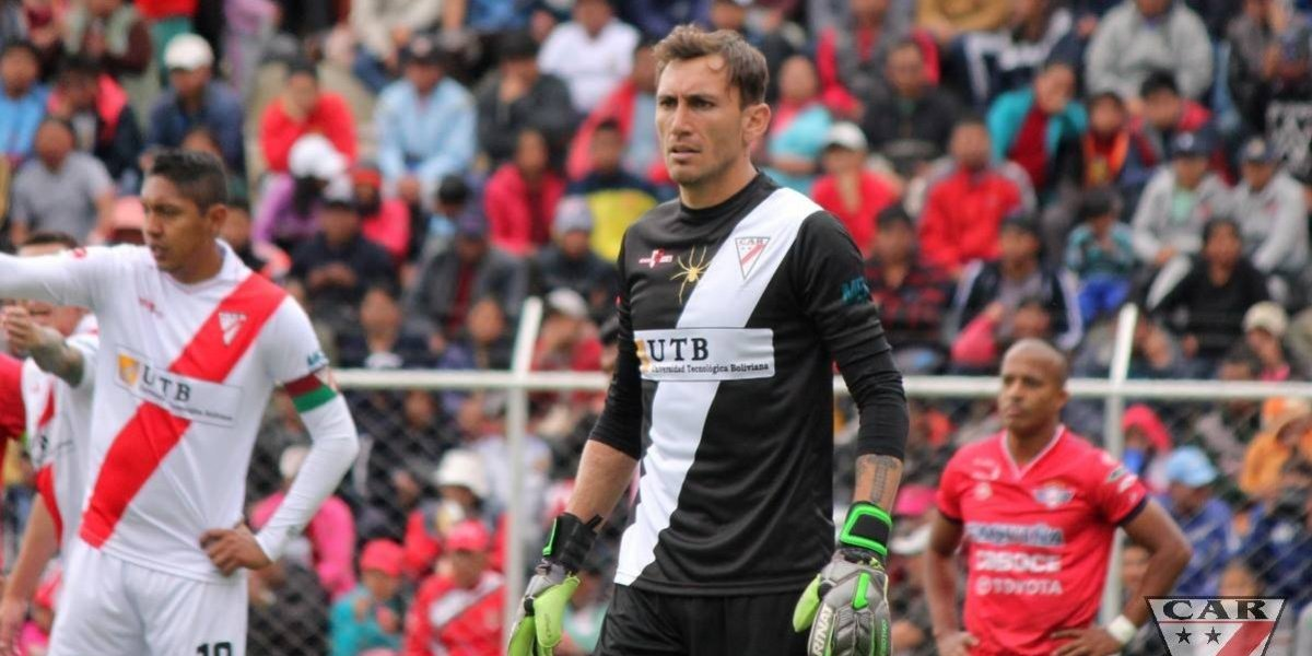 """Always Ready, el """"club más alto del mundo"""" que está feliz con el Araña Olivares"""
