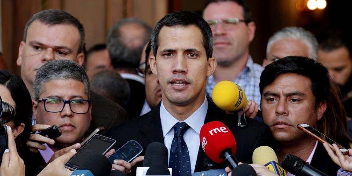 El Parlamento Europeo reconocerá este jueves a Juan Guaidó como presidente de Venezuela