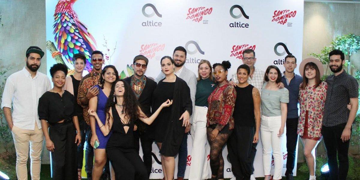 """""""Santo Domingo Pop"""" celebra por todo lo alto el talento dominicano"""