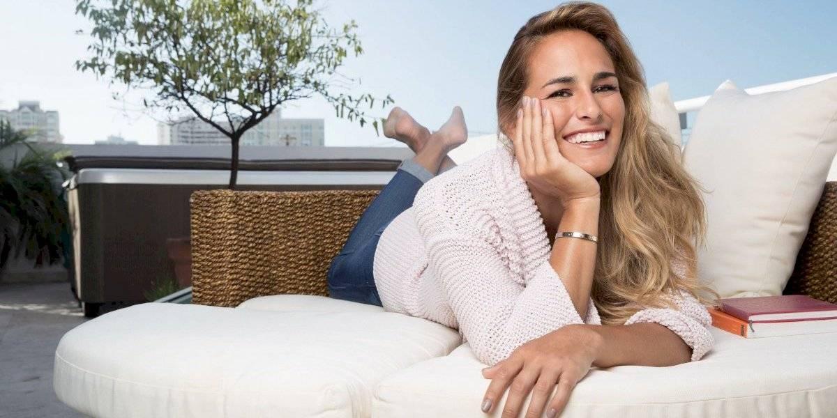 Mónica Puig muestra cómo prueba su paciencia en la cuarentena