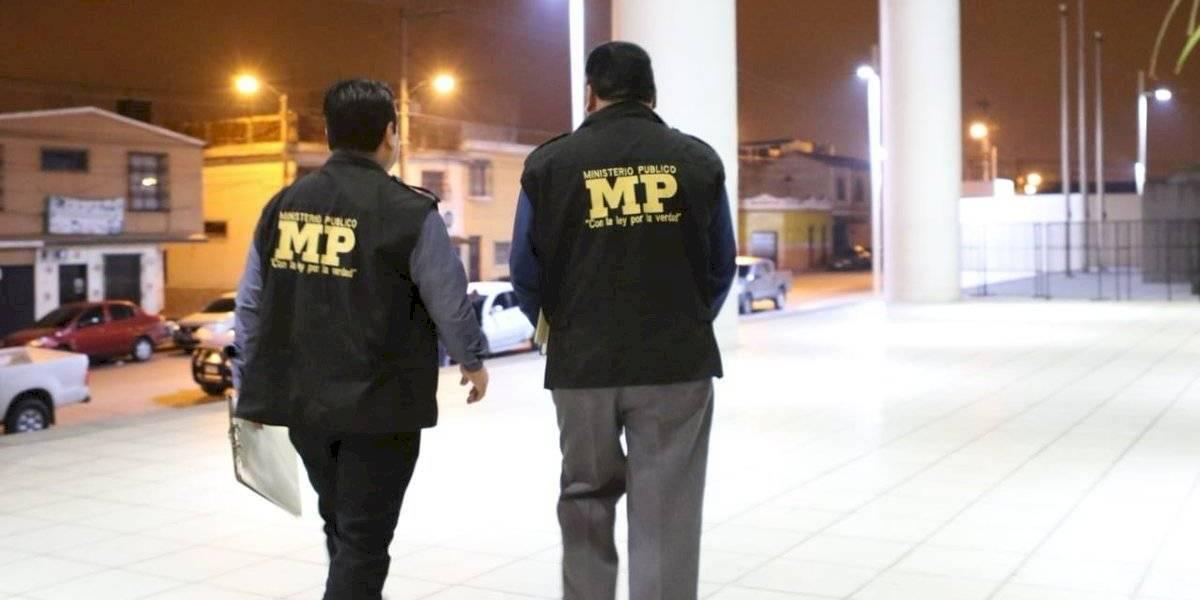 Cinco capturados en operativo de FECI en Guatemala
