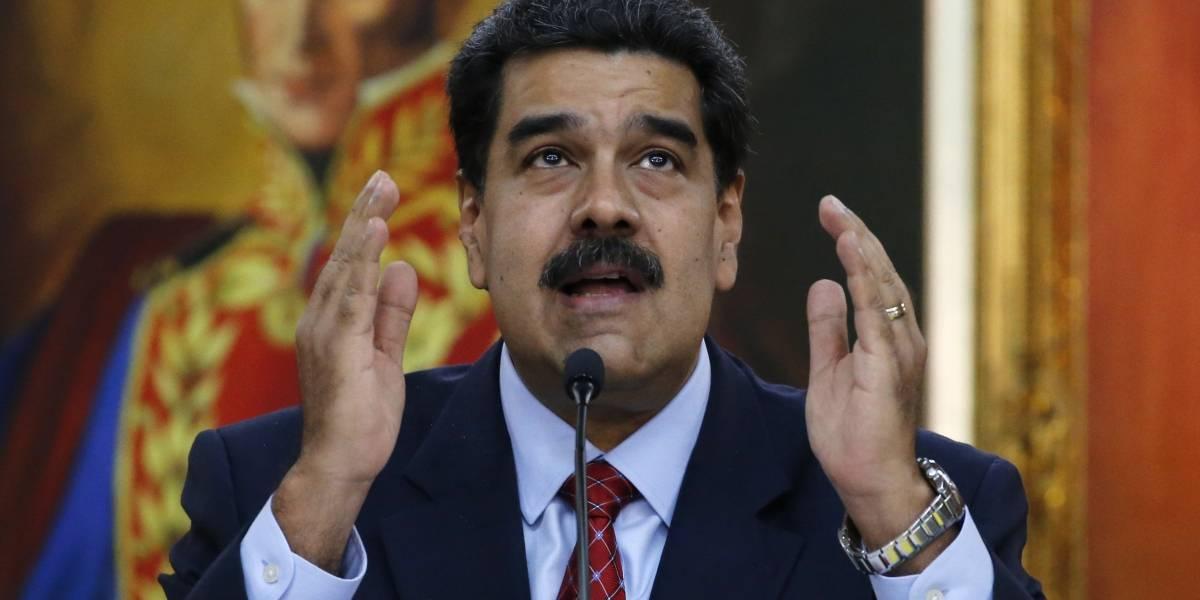 Las señales de desesperación de la dictadura de Maduro