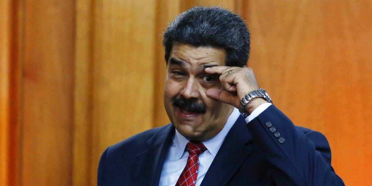 """Maduro desafía a Guaidó a convocar a elecciones para """"darle revolcada con votos del pueblo"""""""